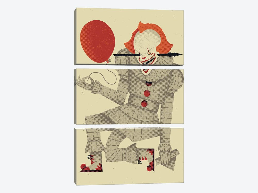 Time To Float by Andrew Heath 3-piece Art Print