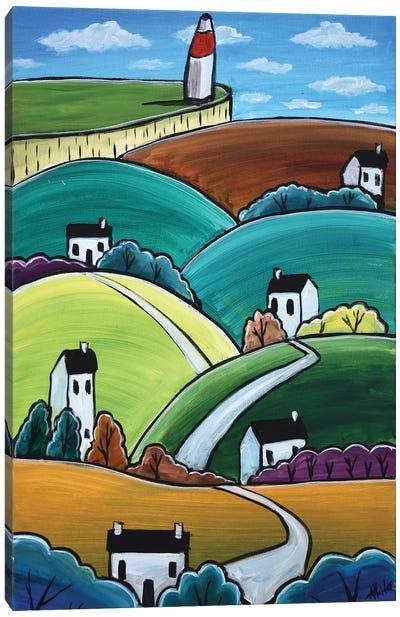 The Lighthouse Canvas Art Print