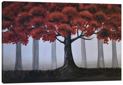 The Tree Of Life Canvas Art Print