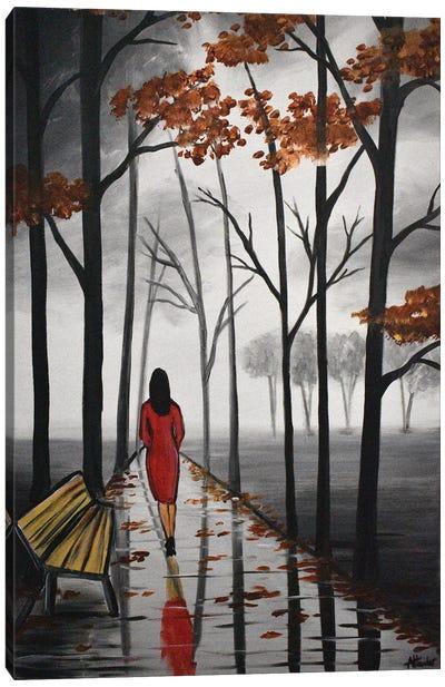 Memories II Canvas Art Print
