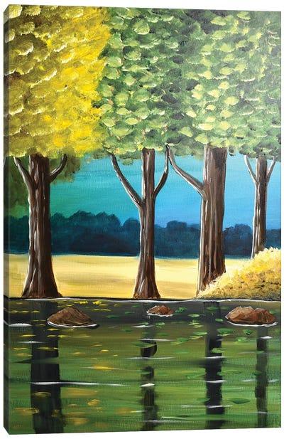 Majestic Nature Canvas Art Print
