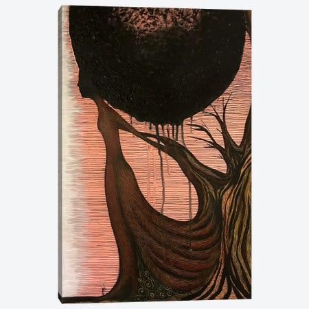 Hill House Canvas Print #AHJ10} by Ashley Joi Art Print