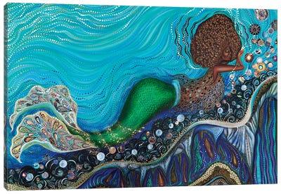 Yemaya's Nursery Canvas Art Print