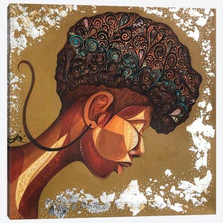 Hawk Canvas Print #AHJ24} by Ashley Joi Canvas Art Print