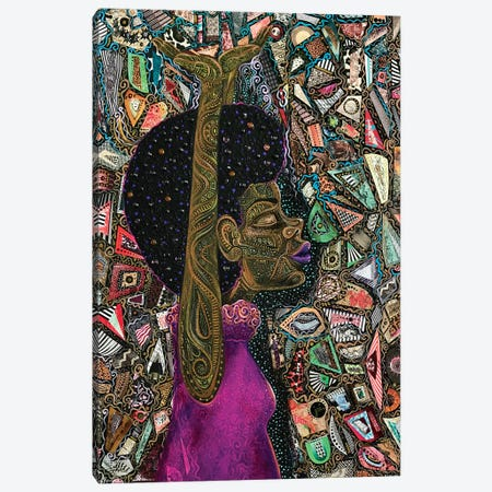 Push Through Canvas Print #AHJ27} by Ashley Joi Canvas Print