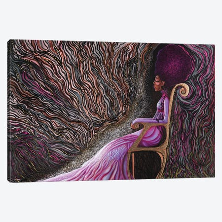 Power Canvas Print #AHJ46} by Ashley Joi Canvas Art Print