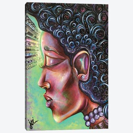 Wisdom And Grace Canvas Print #AHJ49} by Ashley Joi Canvas Wall Art