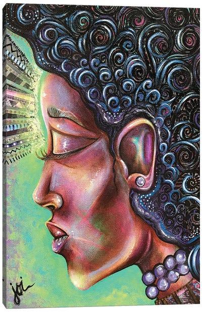 Wisdom And Grace Canvas Art Print