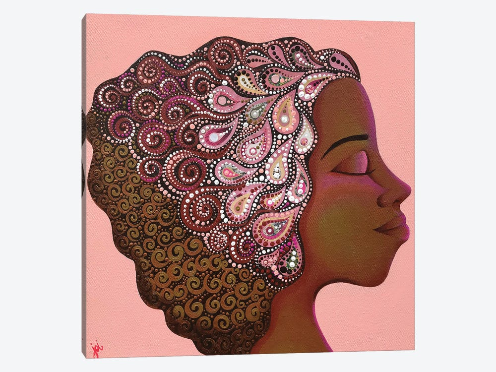 A Mother's Love: Mother by Ashley Joi 1-piece Canvas Wall Art