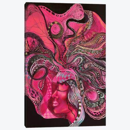 The Calm Canvas Print #AHJ50} by Ashley Joi Canvas Print