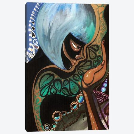 Mother Nature Canvas Print #AHJ53} by Ashley Joi Art Print