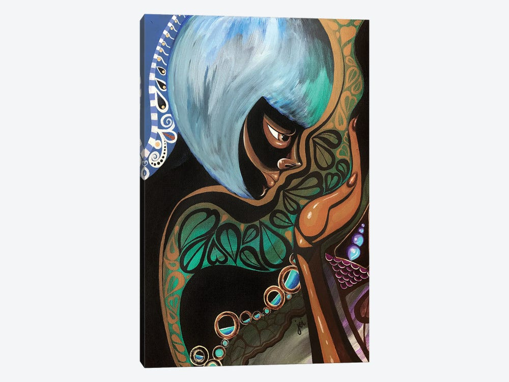 Mother Nature by Ashley Joi 1-piece Art Print