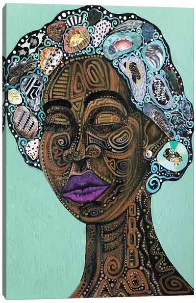 Miss Loretta Canvas Art Print