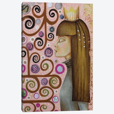 Princess Primm Canvas Print #AHJ58} by Ashley Joi Canvas Art Print