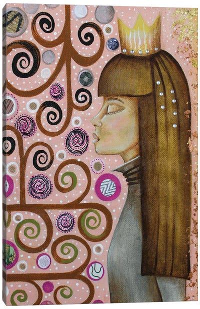 Princess Primm Canvas Art Print