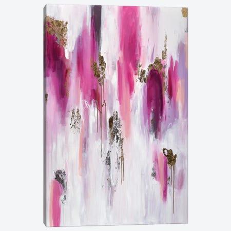 Raspberry Crush Canvas Print #AHM103} by Julie Ahmad Canvas Print