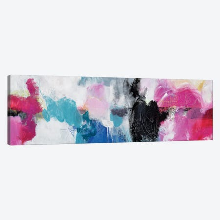 Sexy and I Know It Large Canvas Print #AHM104} by Julie Ahmad Canvas Artwork