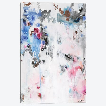Starlit Large Canvas Print #AHM105} by Julie Ahmad Canvas Artwork