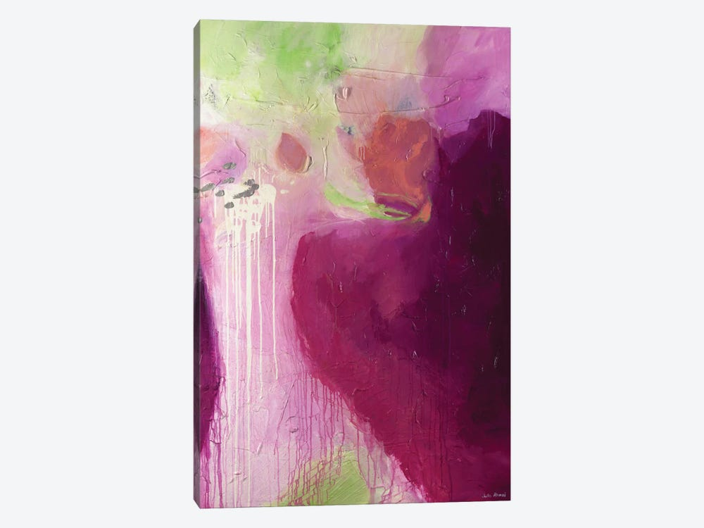 Blush by Julie Ahmad 1-piece Canvas Art