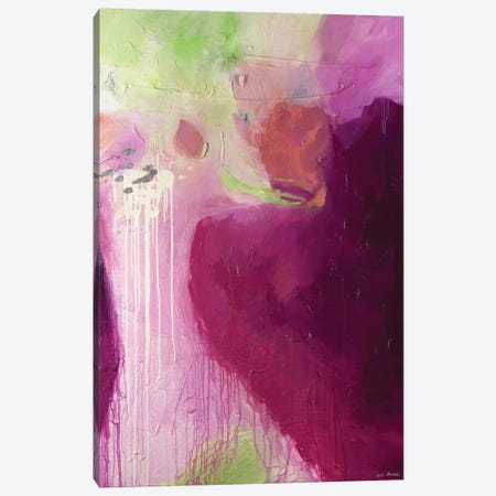 Blush Canvas Print #AHM11} by Julie Ahmad Canvas Wall Art