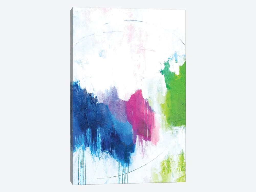 Love is Love by Julie Ahmad 1-piece Canvas Print