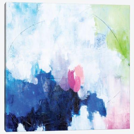 Love Thy Neighbor Canvas Print #AHM130} by Julie Ahmad Canvas Art