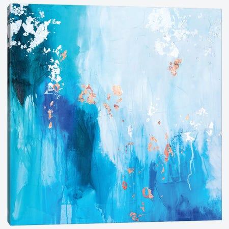 Ocean Potion No. 9 Canvas Print #AHM135} by Julie Ahmad Canvas Print