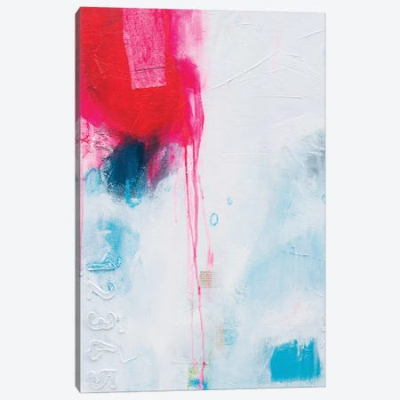 Unnamed II Canvas Print #AHM148} by Julie Ahmad Art Print