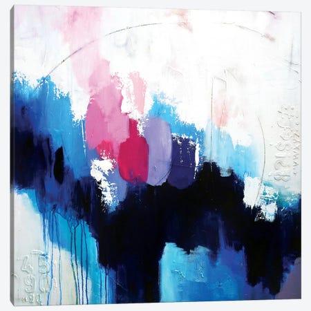 We Got The House Canvas Print #AHM149} by Julie Ahmad Canvas Art Print