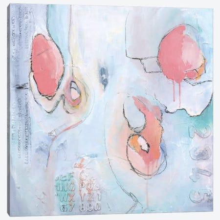 Chloe Canvas Print #AHM14} by Julie Ahmad Canvas Art Print
