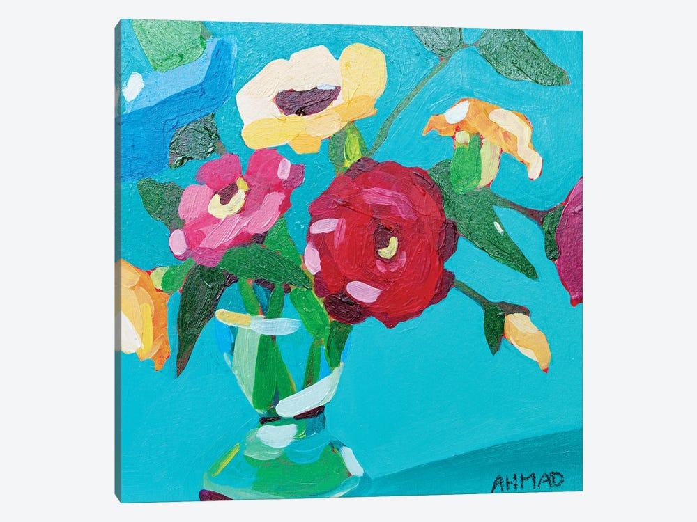 Billie Jean by Julie Ahmad 1-piece Canvas Print