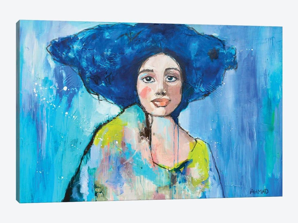 Earth Queen by Julie Ahmad 1-piece Canvas Art
