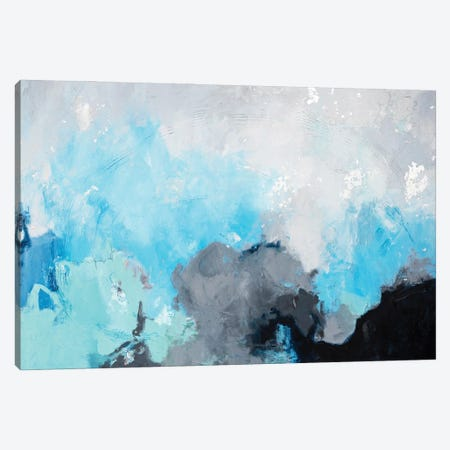 Ethereal Sky 3-Piece Canvas #AHM157} by Julie Ahmad Art Print