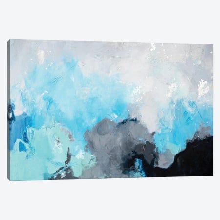 Ethereal Sky Canvas Print #AHM157} by Julie Ahmad Art Print