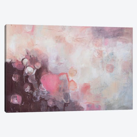 It was all a Dream Canvas Print #AHM158} by Julie Ahmad Canvas Art