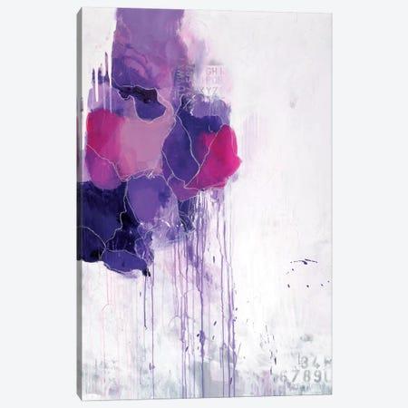 Hot Mess Canvas Print #AHM17} by Julie Ahmad Canvas Print