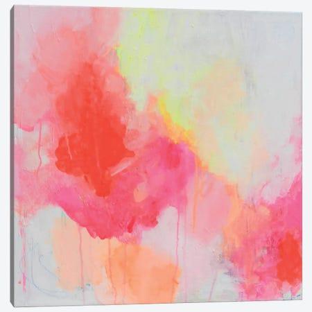 Orange You Glad Canvas Print #AHM28} by Julie Ahmad Art Print