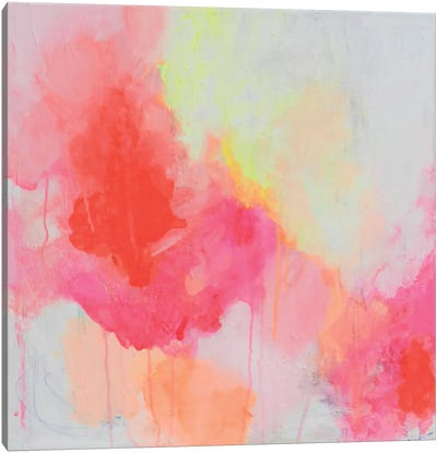 Orange You Glad Canvas Art Print