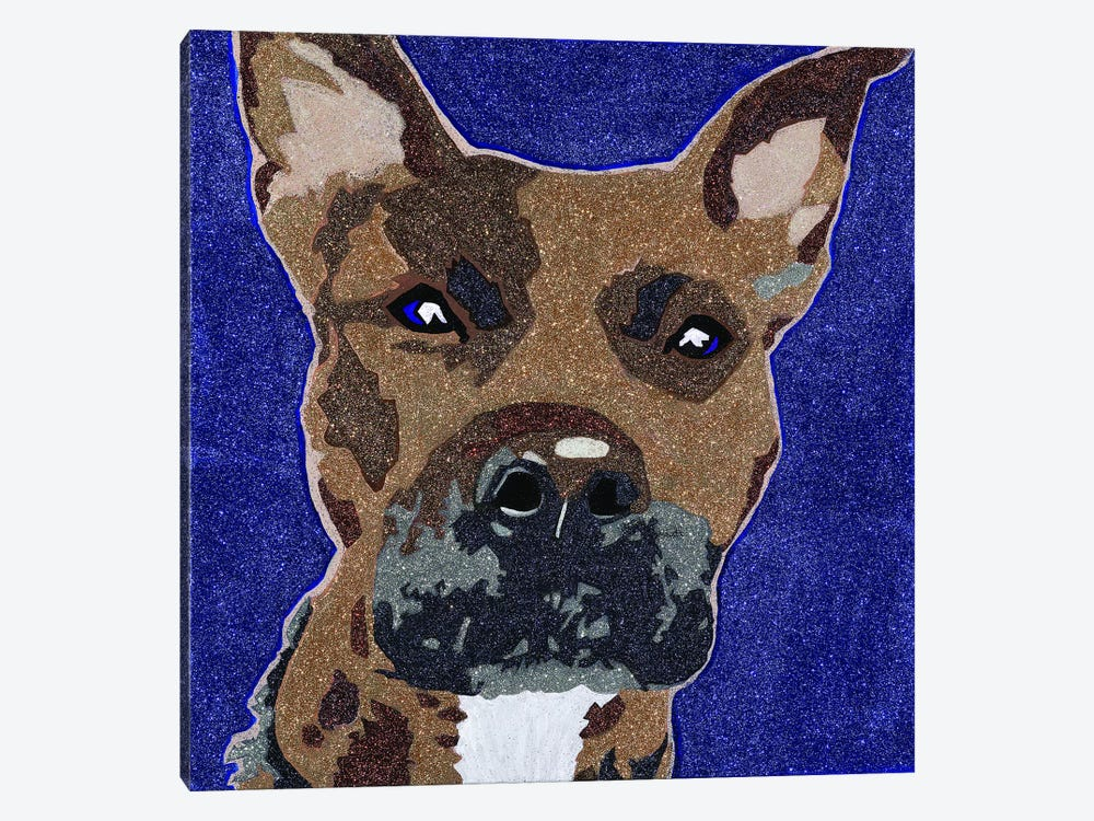 Prince The Pit by Julie Ahmad 1-piece Canvas Print