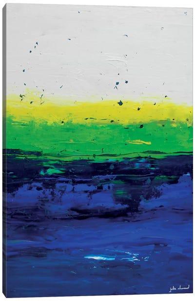 Smooth Sailin' Canvas Print #AHM34