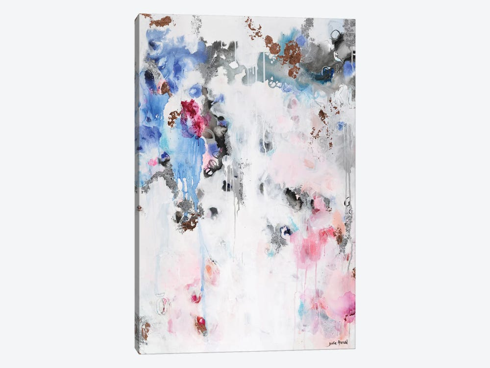 Starlit by Julie Ahmad 1-piece Canvas Art Print