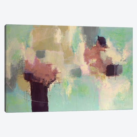 Sunday Morning Canvas Print #AHM38} by Julie Ahmad Canvas Artwork