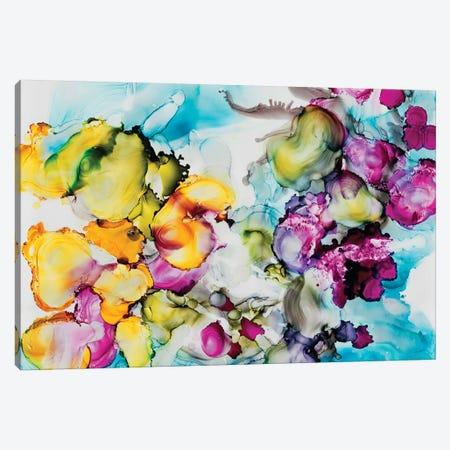 Another Dimension Canvas Print #AHM48} by Julie Ahmad Canvas Art Print