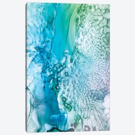 Mystics Of The Sea III Canvas Print #AHM74} by Julie Ahmad Canvas Art Print