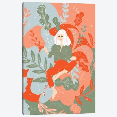 Fairy Tale Canvas Print #AHO11} by Alja Horvat Canvas Art