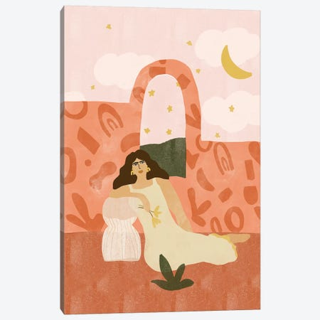 Hourglass Canvas Print #AHO17} by Alja Horvat Canvas Print
