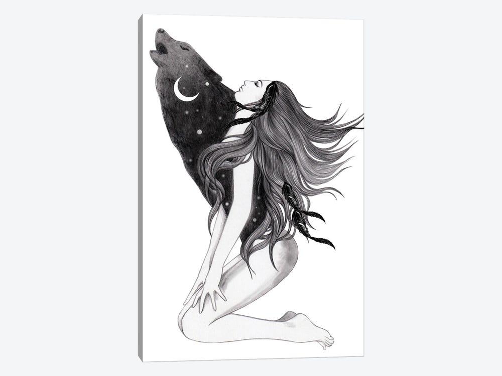 Shadow by Andrea Hrnjak 1-piece Art Print