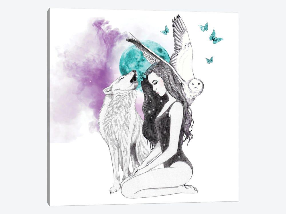 Night Wish by Andrea Hrnjak 1-piece Art Print