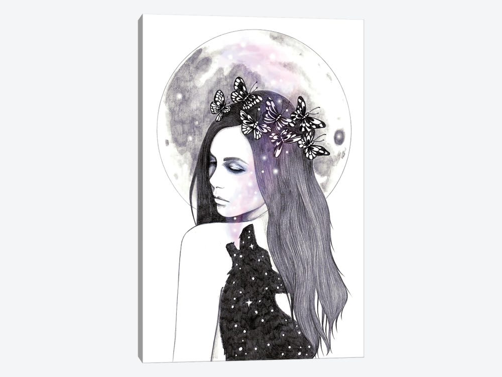 Looking For The Stars by Andrea Hrnjak 1-piece Art Print