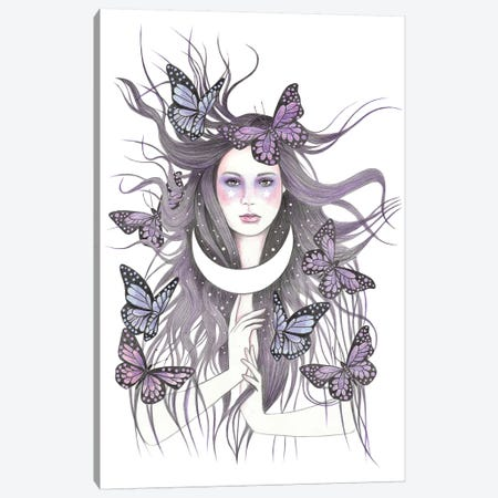 Love Spells Canvas Print #AHR18} by Andrea Hrnjak Canvas Art Print